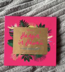 Bh cosmetics - Hangin in Hawaii paleta