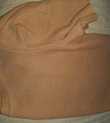 Majica s puf rukavima