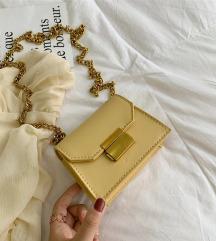 💛 NOVA žuta torbica