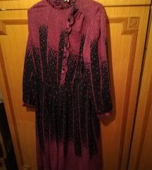 Predivna vintage haljina sa podstavom