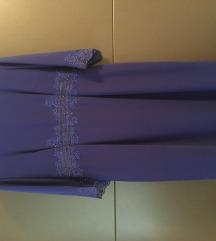 Svečana haljina kraljevsko plava