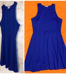 H&M - royal blue - nova - 40