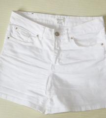 Bijele kratke hlače Springfield