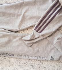 Adidas trenirka siva XXS