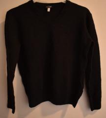 Armani crni pulover