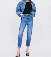 Zara traperice s etiketom