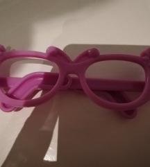 Dječje plastične naočale (okviri)