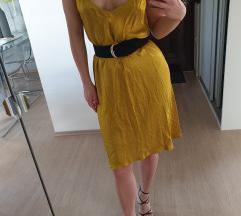 Svilena haljina