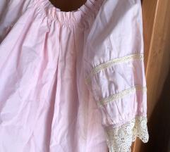 Roza haljina 40kn