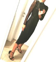 %%% Zara nova haljina s čipkom