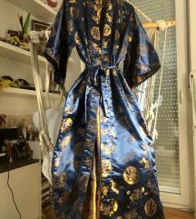 Prelijepi kućni ogrtač/kimono XL