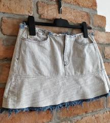 DIESEL original jeans denim suknja vel 36