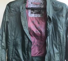 Replay ženska tamnozelena jakna vel S