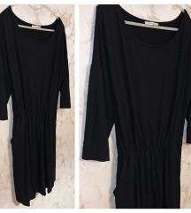 Crna haljina / tunika - 42