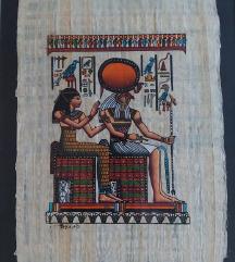 Slike- egipatski papirus