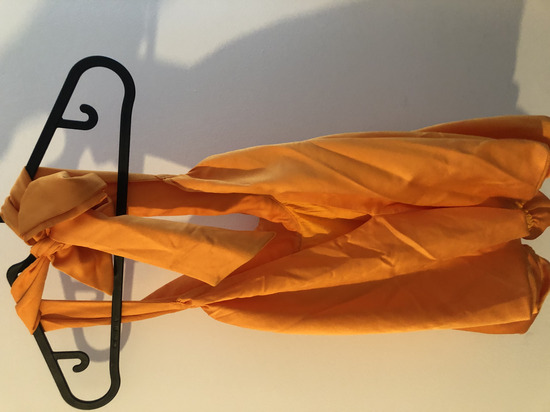Zara narancasta kosulja