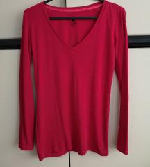 Tally Weijl crvena majica veličina M