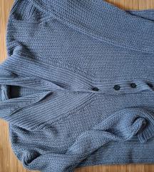 Armani Jeans debela vesta / kardigan