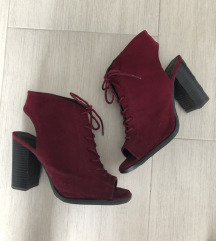Bordo Cipele Primark