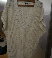 H&M pleteni pulover