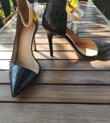 Crne cipele Zara