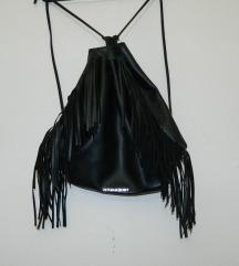 Victoria's secret crni ruksak