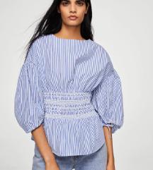 Prugasta bluza MANGO