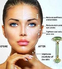 Antiage roler za lice od žada