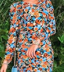 Zara drapirana haljina