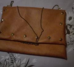 pismo torba od umjetne kože + novčanik