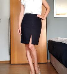 Pencil suknja s prorezom H&M