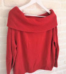 % H&M novi pulover oversized