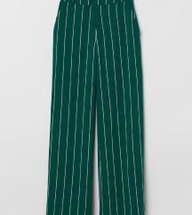 H&M hlače širokih nogavica