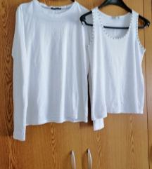 Dvije pamučne majice lot