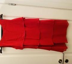 Zara haljina na volane