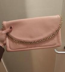 Svecana roza torbica