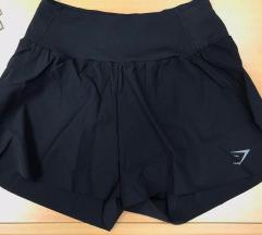 NOVO Gymshark Speed shorts XS