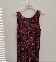 H&M cvijetna haljina s uzorkom