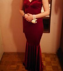 I.J. Design duga haljina