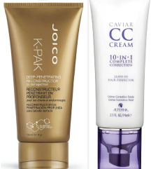 LOT Alterna Caviar CC Cream 10in1 & Joico K-Pak