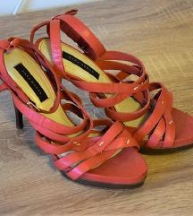Zara Woman štikle sandale