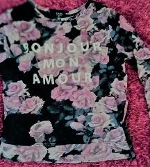 Amisu majica na cvjetiće