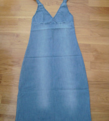 DIADEMA jeans haljinica