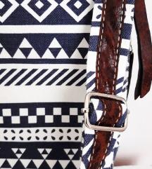SNIŽENO Nova aztec torba