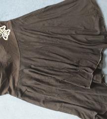 Suknja asimetrična