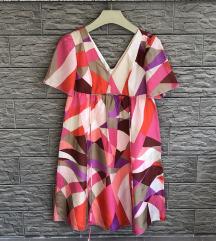 Laurel svilena haljina D 38