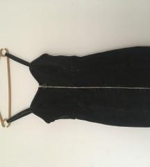 c&a nova kratka traper haljina