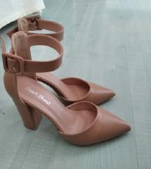 Cipele na petu, salonke