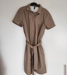 Kozna kosulja/haljina h&m