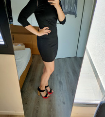 Bershka mini haljina